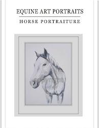 Equine Art Portraits