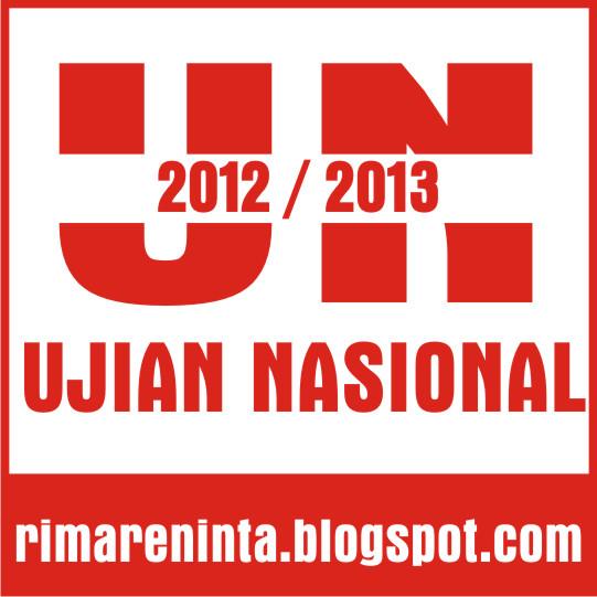 Rima Reninta Kisi Kisi Ujian Nasional 2012 2013