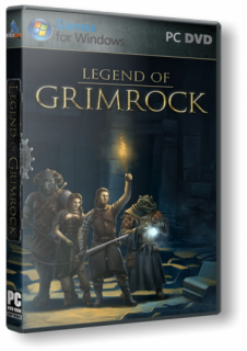 Legend of Grimrock Eng Repack + Peeje