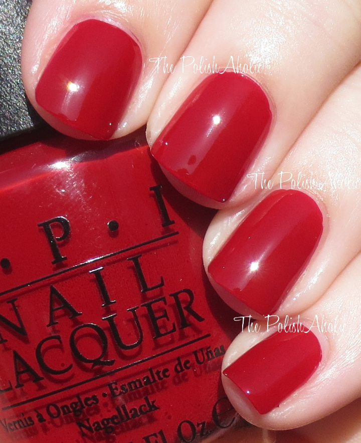 The PolishAholic: OPI Holiday 2013 Mariah Carey Holiday Collection ...