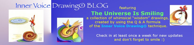 Inner Voice Drawing® BLOG