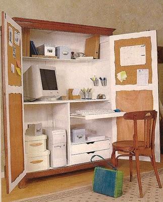 So glittering el estudio oculto - Despacho en el salon ...