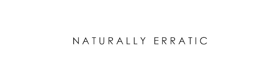 naturally erratic beauty blog