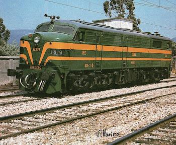 Loc. Diesel serie 1813