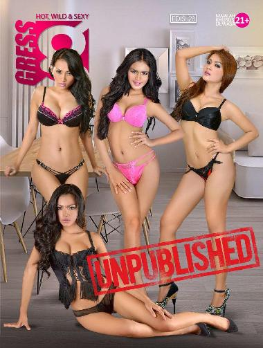 Download Gratis Magz Gress Magazine Edisi 28 - Juli 2015 Free | Gress 28 UNPUBLISHED | Sexy GRESS : Zairah Maharani, Tiara Sakti, Ratu Kirana, Ratry Princessa | www.insight-zone.com