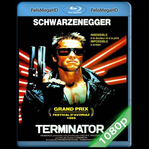 Terminator (1984) 1080P HD MKV ESPAÑOL LATINO