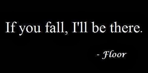 If U Fall I Will Be there