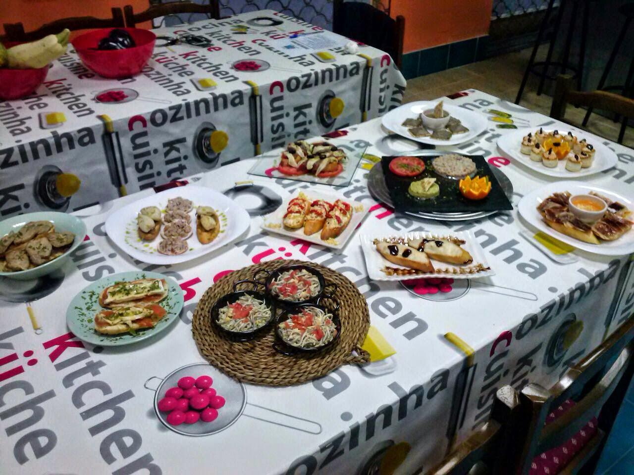 Escuela de cocina pako amor taller de tapas escuela de - Escuela de cocina paco amor ...
