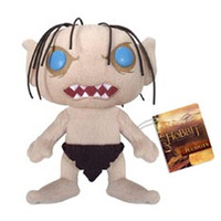 Gollum Smeagol stuffed animal Lord of the Rinds Hobbit