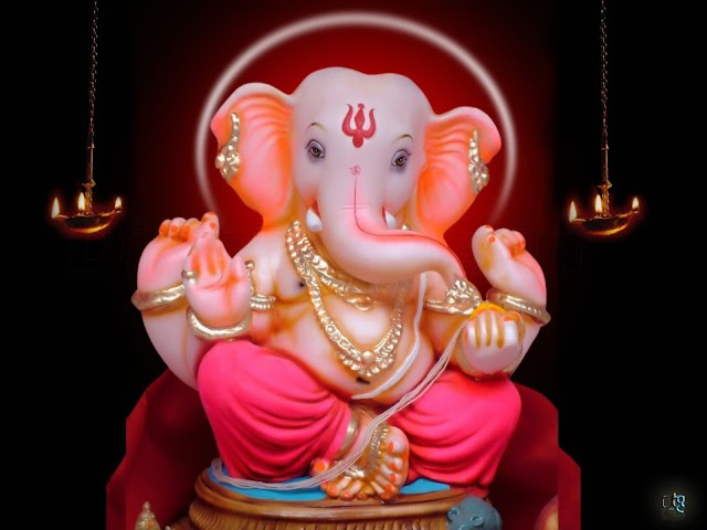 Get the Blessing of Lord Ganesha in this festival