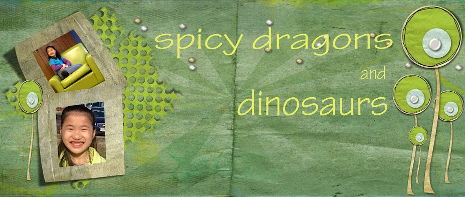 Spicy Dragons & Dinosaurs