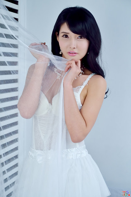 3 Cha Sun Hwa - Sexy White -Very cute asian girl - girlcute4u.blogspot.com