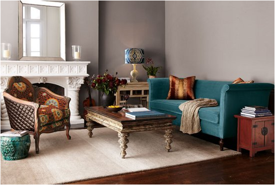 Asian living room design ideas room design ideas for Oriental sofa designs