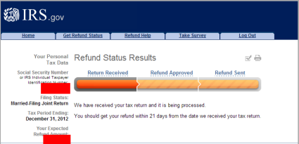 more on Where's my refund money?2014 irs income tax refund dates