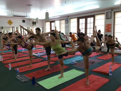 Tempat Latihan Yoga di Jakarta
