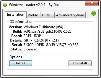 windows 7 activator download crack software for windows 7 with keygen