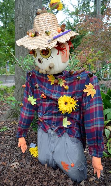 Scarecrows in the Garden (2012)