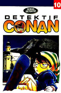 eBook Komik Bahasa Indonesia Serial Detektif Conan - Buku 10