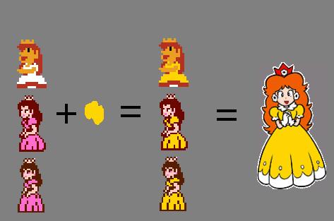 Super Mario Land Daisy