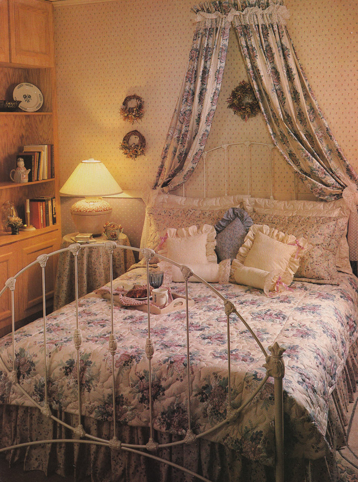 Vintage goodness 1 0 vintage 80 39 s home decorating trends for 90s room design