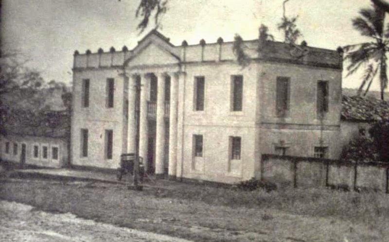 Resultado de imagem para O hospital de Butler em Canhotinho