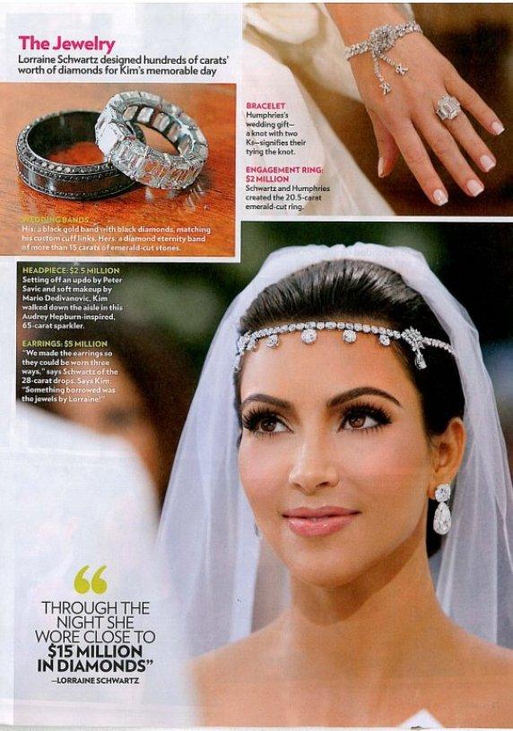 Kim Kardashian 39s Wedding was also a summer hit