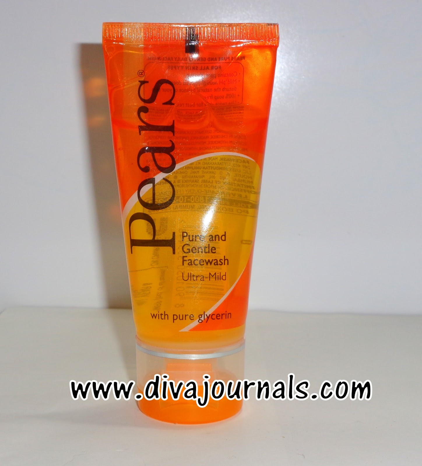 Pears Pure Gentle Face wash