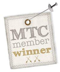 MTC member and winner!