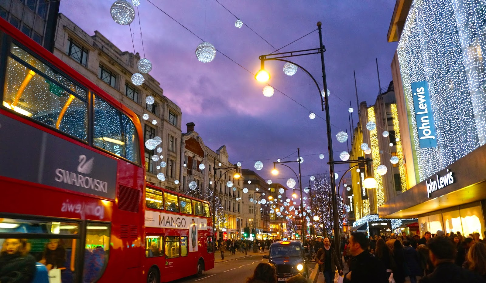 5 Things To Do In London At Christmas