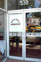 Original Pita Hut, 41st Street, Miami Beach (Arthur Godfrey Road), Middle-eastern food, humus, baba ganoush, falafel, glatt kosher, vegetarian, vegan