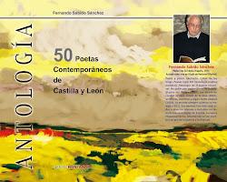 NUEVO LIBRO: ANTOLOGÍA 50 POETAS DE CASTILLA Y LEÓN