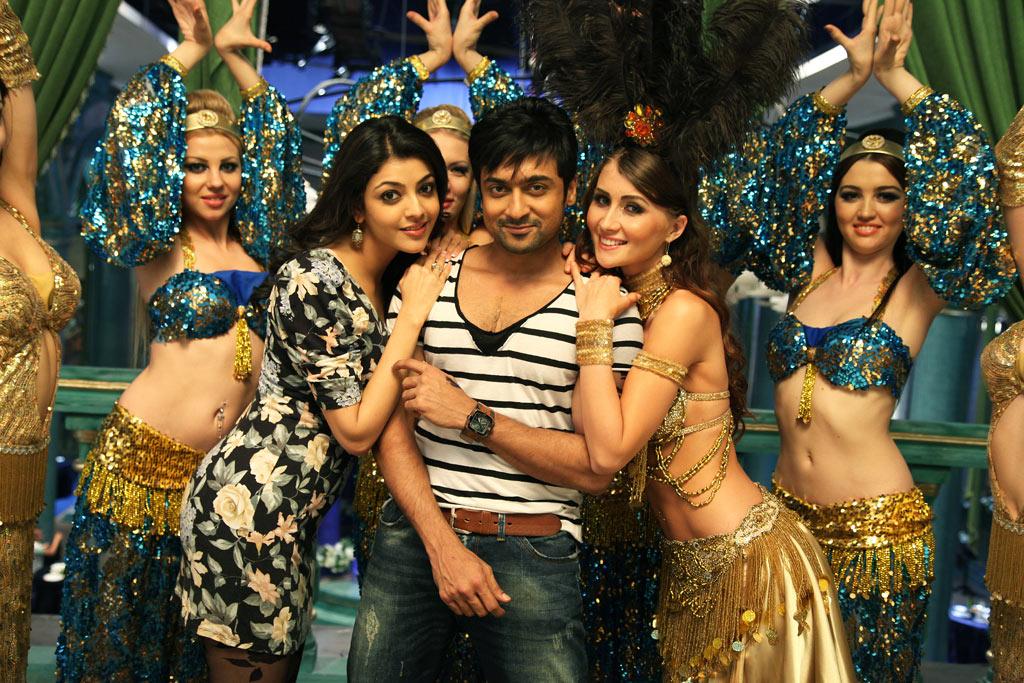 Surya's Maatran Photos