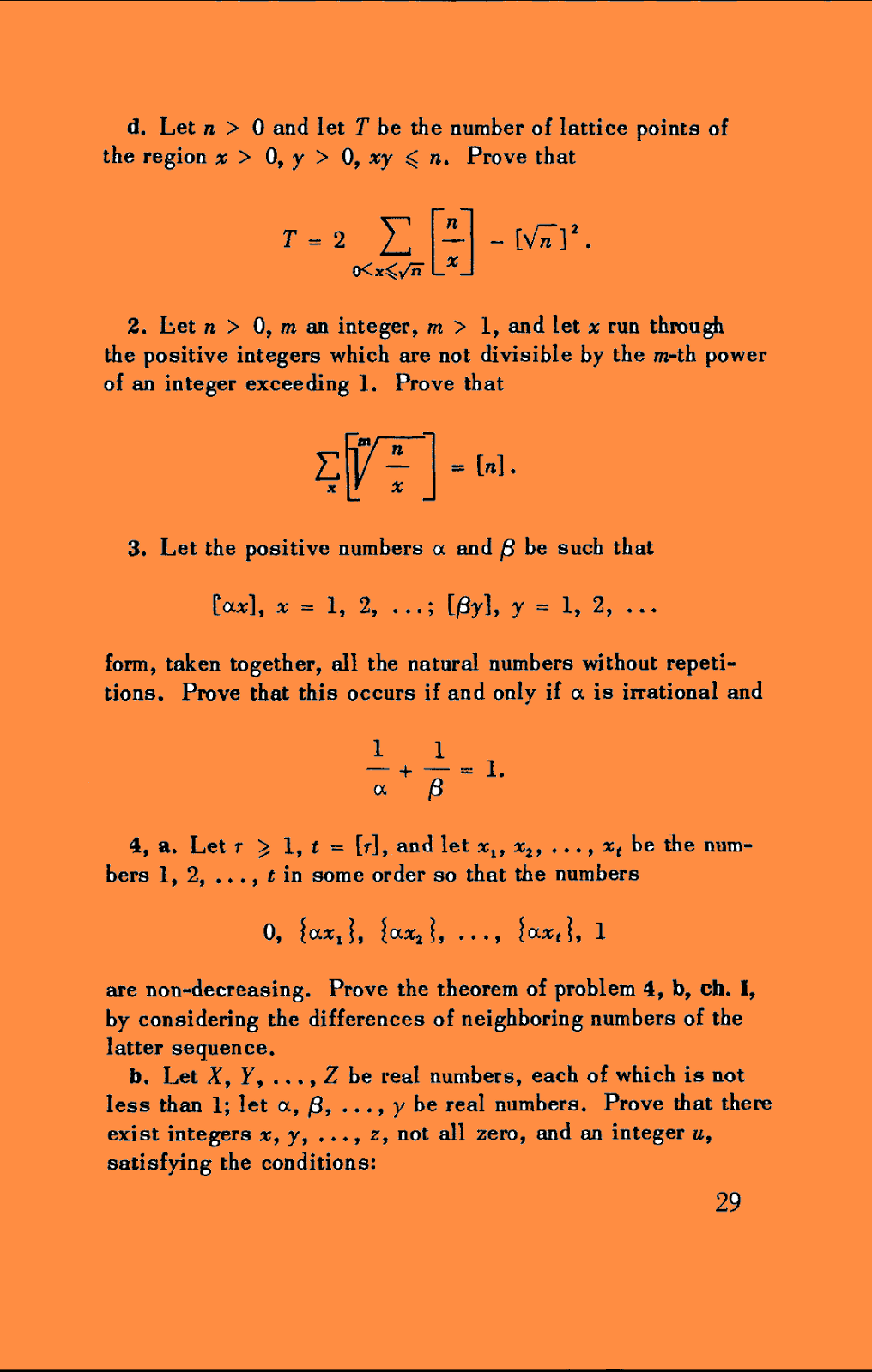archive.org the theory of numbers niven pdf