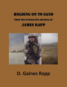 Holding on to Sand - From the Interactive Journal of James Rapp