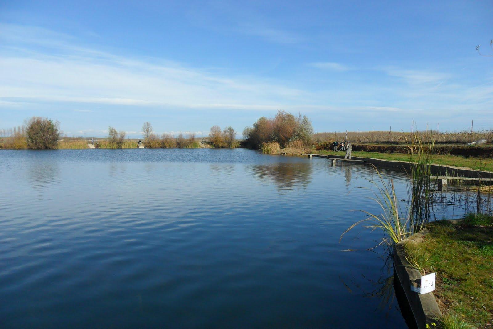 Foto propiedad de http://moscasyrios.blogspot.com.es/2013/01/lago-de-pesca-monte-de-jabares.html
