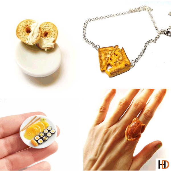 8 Mini Food Items You Can Actually Buy