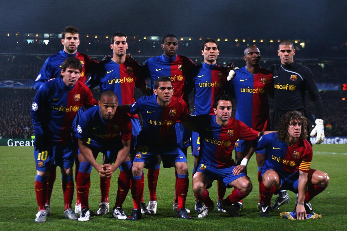 Barcelona Football Clu...
