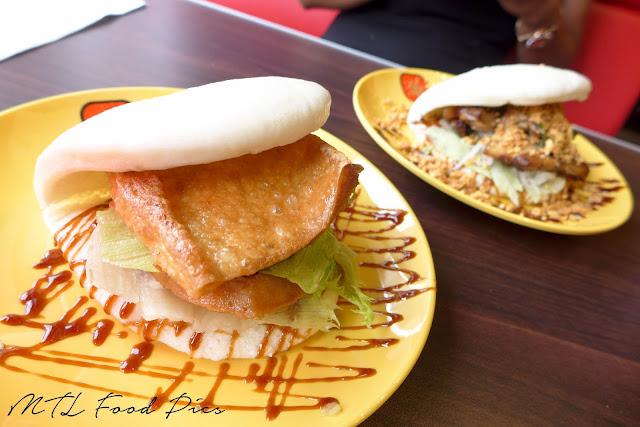 5-spice tofu steamed bun - hong kong bao