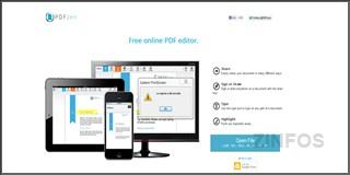 Zinfos: PDF Zen modifier-stocker-convertisser tous vos documents en ligne
