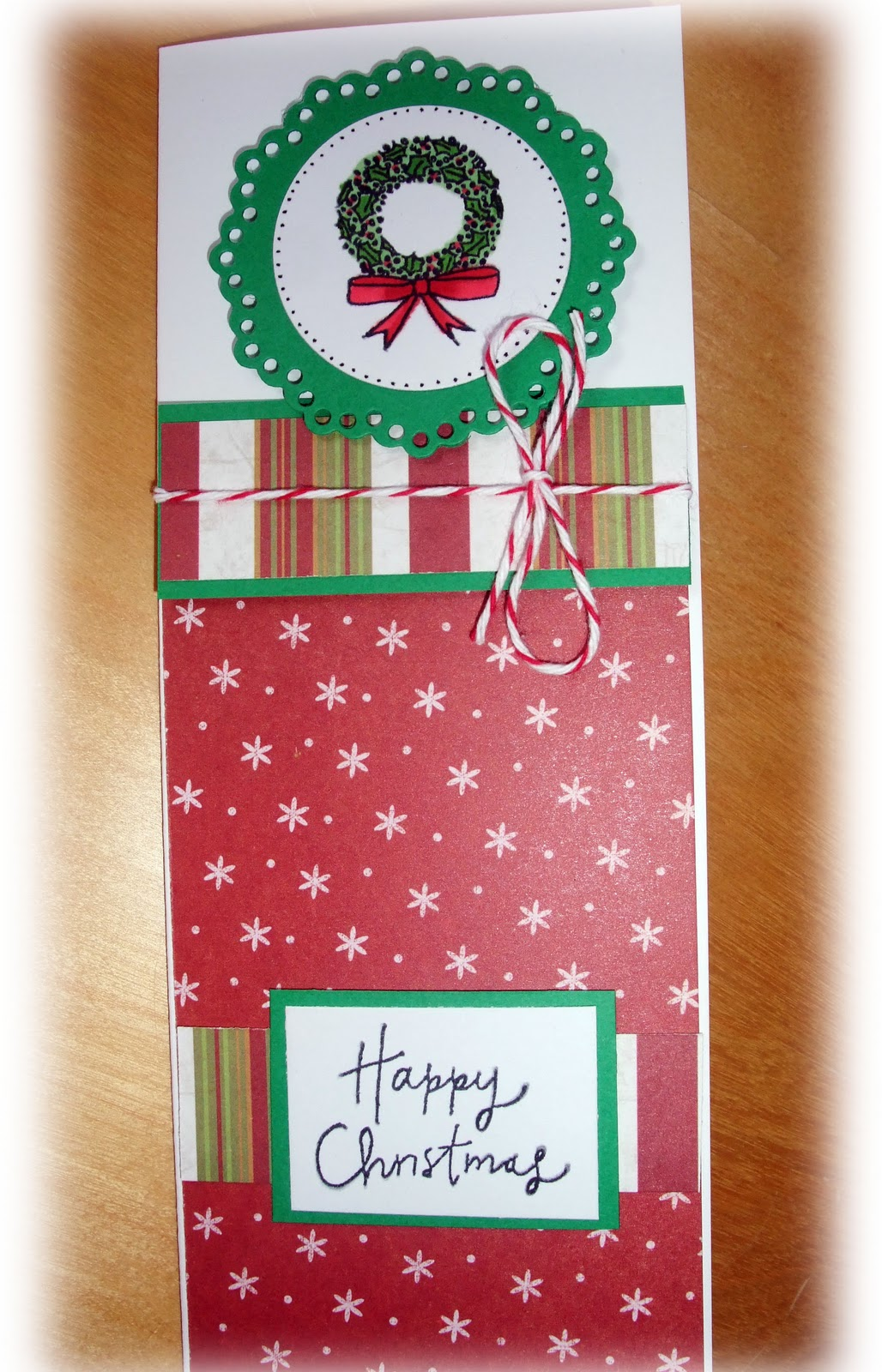 Twinkle twit crafts quick an easy charity christmas cards for Crafts to donate to charity