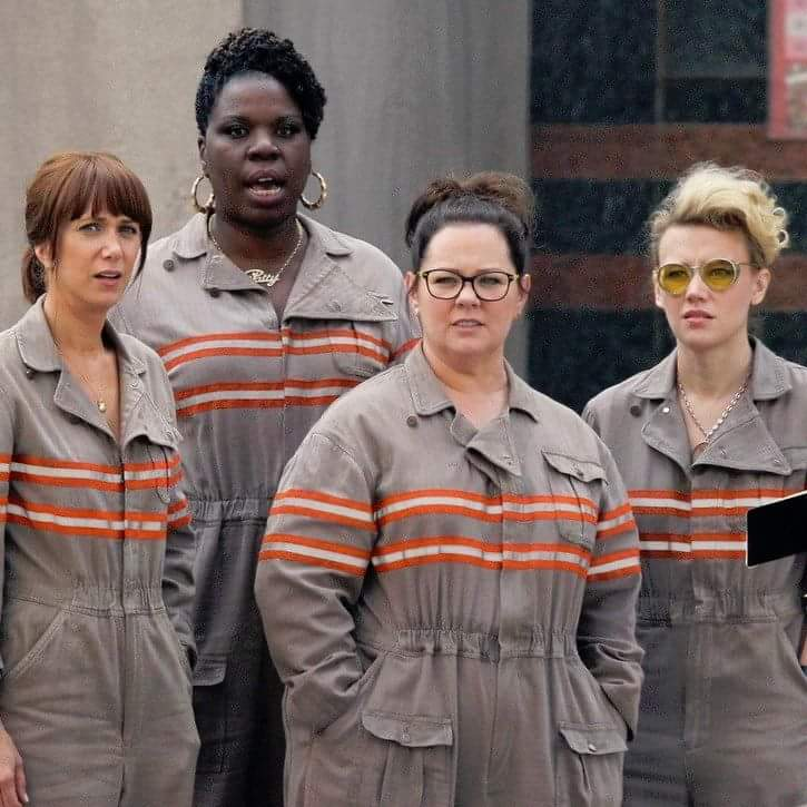 Josie's Juice: 'Ghostbusters' 2016: First PHOTO