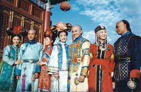 Hình Ảnh Diễn Viên Phim Hoàn Châu cách Cách phần 1