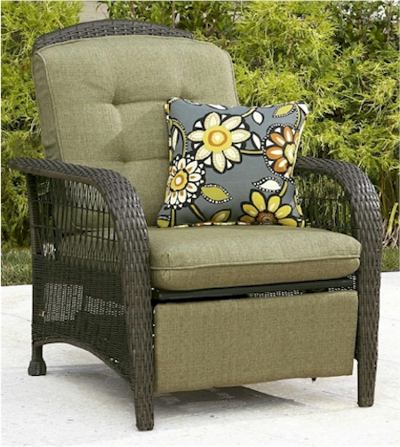 La Z Boy Outdoor Brynn Recliner $180 With Free Store Pickup Part 79