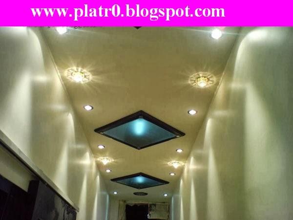 D coration platre moderne 2014 d cor couloire for Platre moderne simple