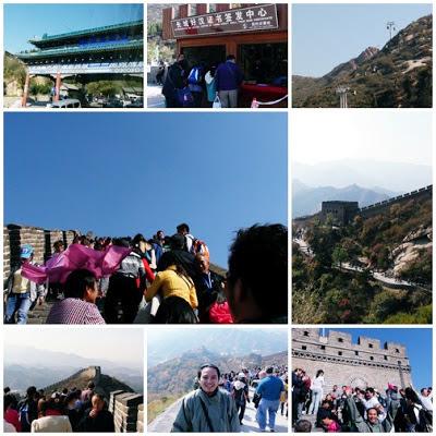 Badaling Great Wall of China 2012