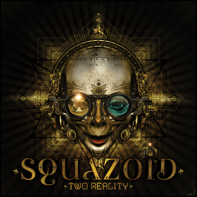 Squazoid album cover for Two Reality