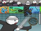 Gerçek 2 Kişilik  Badminton Oyunu