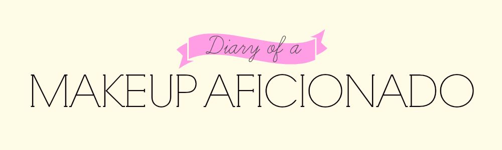 The Diary of a Makeup Aficionado