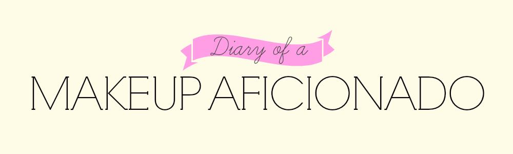 The Diary of a Makeup Aficionado