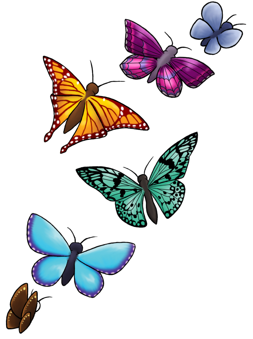Butterfly Designs Butterfly Tattoos For Women Tattoo